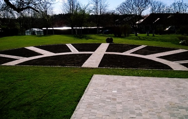 ogródek zielny